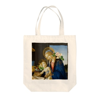Virgin and Child  Tote bags