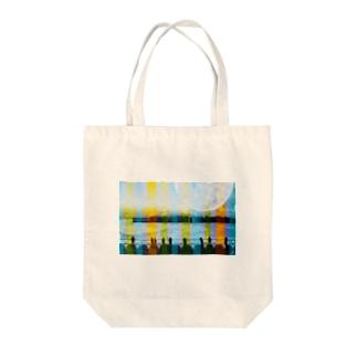 HINODE Tote bags