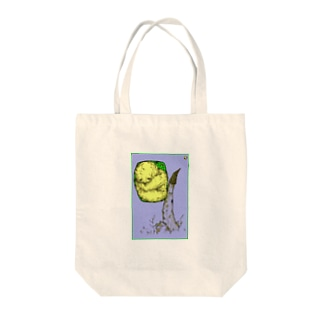 in the green room Tote bags