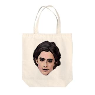 ティモシー・シャラメくん Tote bags