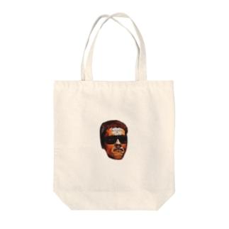 シュワちゃん Tote bags