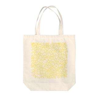 たくさんの うさぎ Tote bags