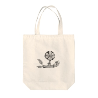 plant1 Tote bags