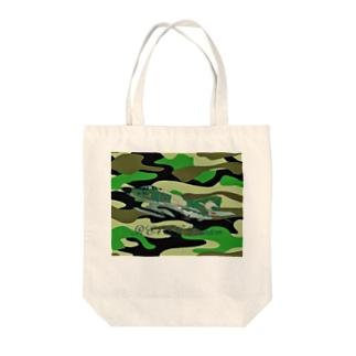 NOMAD-LAB The shopの RF-4EJ phantom Tote bags