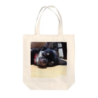 はんびらき Tote bags