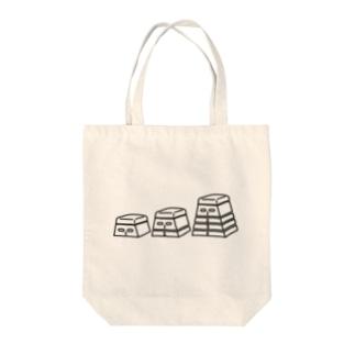 跳び箱 Tote bags