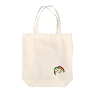 ヒーロの商品 Tote bags
