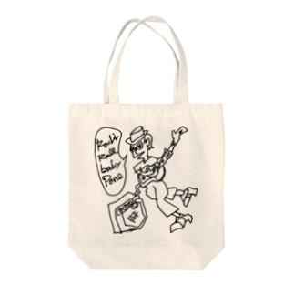 ロックバンド Tote bags