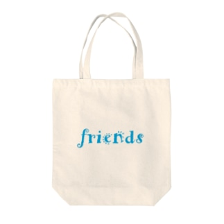 We are friends Tote bags