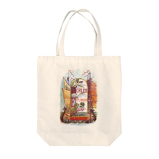 The British Library - The World's Explorers; or, travels and adventures. Illustrated, etc Tote bags