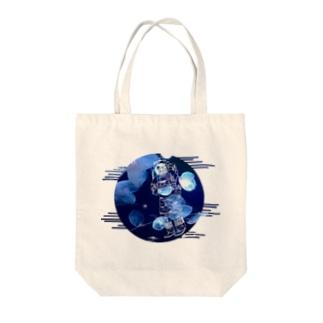 宇宙の海 Tote bags