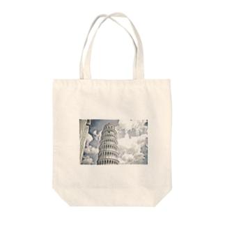 モロッコ Tote bags