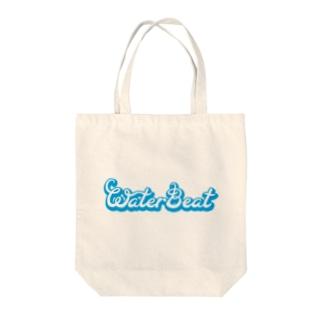 water beat Tote bags