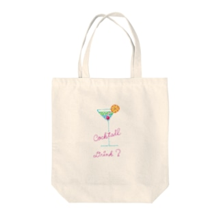Cocktail Tote bags