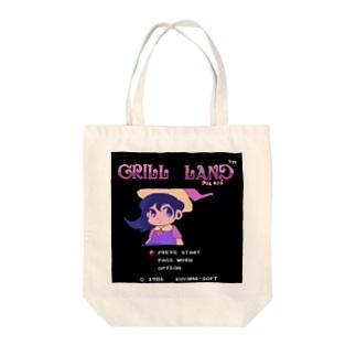 架空のFCソフト Tote bags
