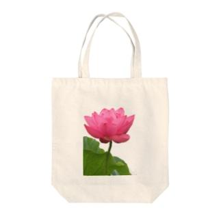 蓮~心の王冠 Tote bags