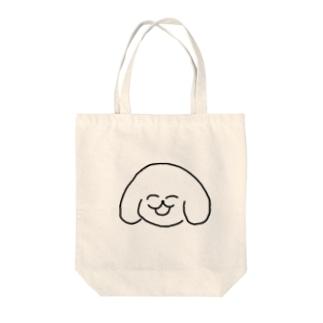 はぴはぴ Tote bags