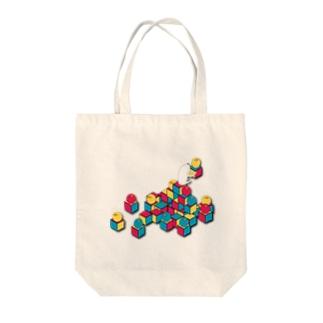 はこ。 Tote bags