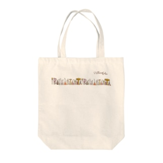 Pallete&Labo屋号オリジナルグッズ 横形 Tote bags