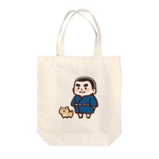 西郷どん Tote bags