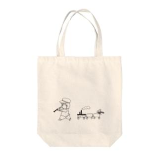 子どものマーチ Tote bags