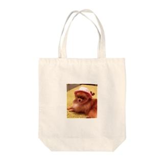 変な帽子⁈ Tote bags