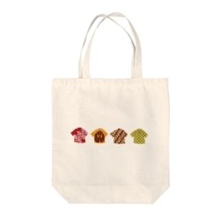 インドネシアのバティック Tote bags