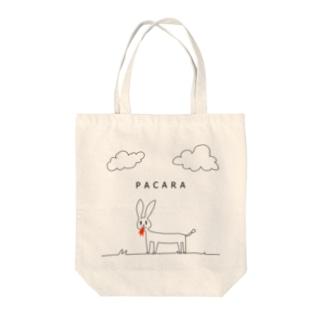 PACARA Tote bags