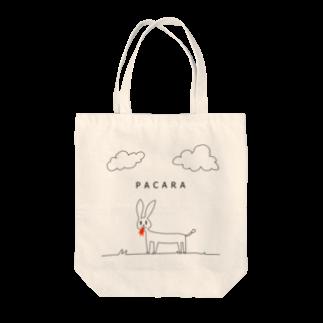 TOKO * BUSIのPACARA Tote bags