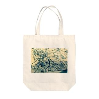 天使① Tote bags