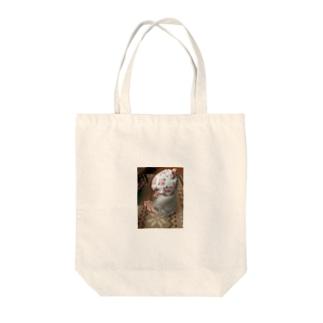 花頭巾 Tote bags