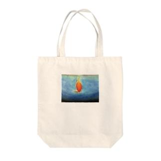 芽吹きの闇 Tote bags