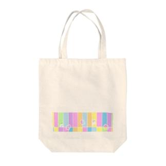 パステルごまお☆ Tote bags