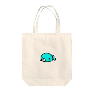 まんまるゴマちゃん Tote bags