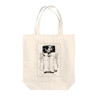 コンデジくんのトート Tote bags