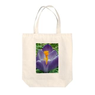 早春の朝 Tote bags