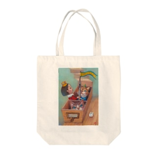 道具箱 Tote bags