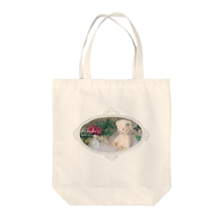 bon*bon bears Tote bags