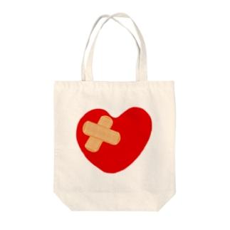 broken_heart_01 Tote bags