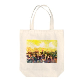 Hellenic Summer Tote bags