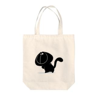 ミャオモック Tote bags