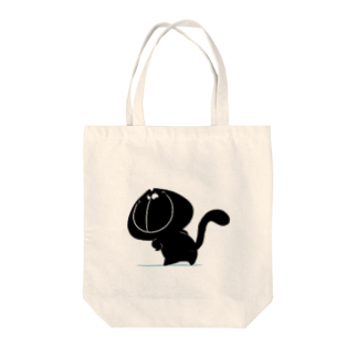 ミャオ モックのミャオモック Tote bags