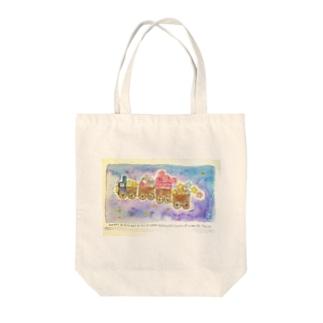 365日HappyBirthDay Tote bags