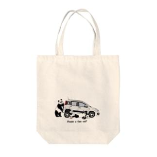イタリアの車が好き3★ Tote bags
