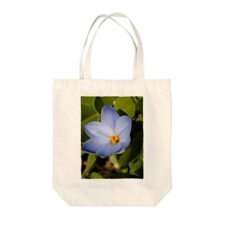 空色を映したハナビラ Tote bags