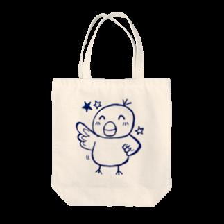 MOKOMOKOのまさピヨ Tote bags
