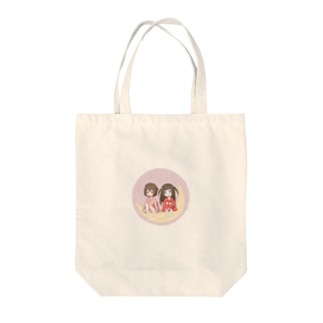 〒more chip Tote bags