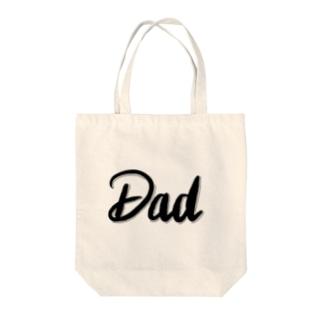 Dad トートバッグ