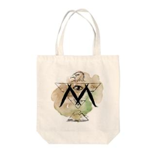 M世界~ZERO~ 本部 開発部 かおるときす Tote bags