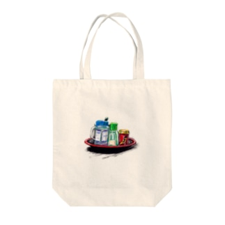 tyoumiryou-chans Tote bags
